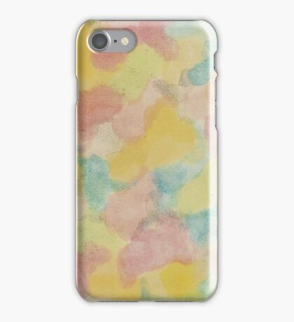 Blots of ink iPhone Case/Skin