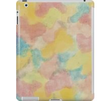 Blots of ink iPad Case/Skin