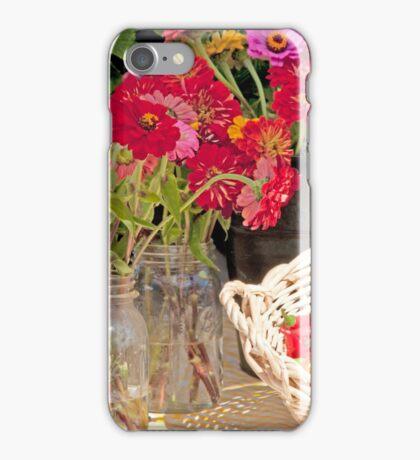 Farmer's Market iPhone Case/Skin