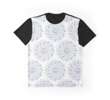 Colorful elegant jewelry gemstones pattern. Graphic T-Shirt