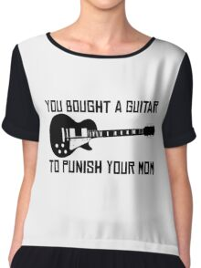 Pink Floyd Rock Music Quotes David Gilmour Roger Waters  Chiffon Top