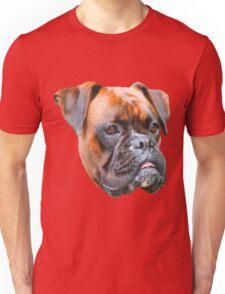 Germany boxer dog  Unisex T-Shirt