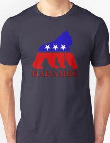 Harambe Vote  Unisex T-Shirt