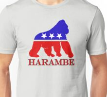 Harambe Vote  Unisex T-Shirt