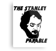 The Stanley K. Parable Metal Print