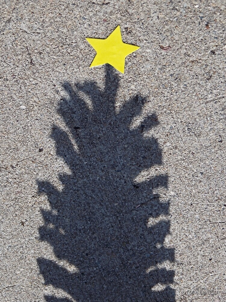 Shadow Tree by rosaliemcm