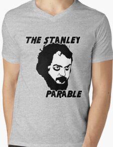 The Stanley K. Parable Mens V-Neck T-Shirt