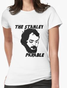 The Stanley K. Parable Womens Fitted T-Shirt