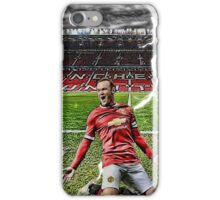Wayne Rooney iPhone Case/Skin