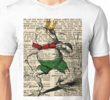 Kiss The Prince! Unisex T-Shirt