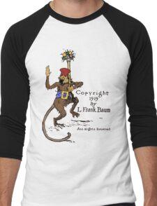 L. Frank Baum 1919 Men's Baseball ¾ T-Shirt