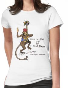 L. Frank Baum 1919 Womens Fitted T-Shirt