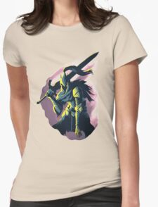 Knight Artorias Womens Fitted T-Shirt