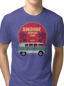 Sunshine Surfers Team Tri-blend T-Shirt