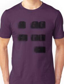 Alt of Ctrl Unisex T-Shirt