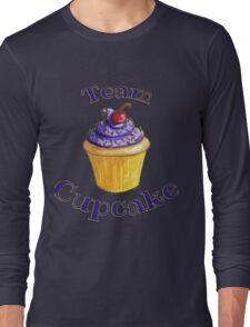 Team Cupcake Long Sleeve T-Shirt