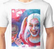 Crazy Margot Robbie Unisex T-Shirt