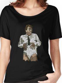Rik Mayall Women's Relaxed Fit T-Shirt