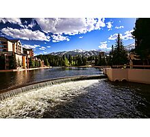 Maggie Pond in Breckenridge Photographic Print