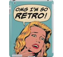 So retro iPad Case/Skin