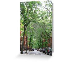 Brooklyn Heights Greeting Card