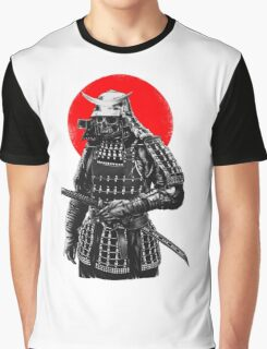 Samurai Skeleton - Limited edition Graphic T-Shirt