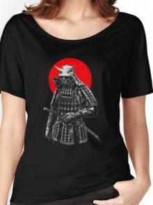 Samurai Skeleton - Limited edition Women's Relaxed Fit T-Shirt