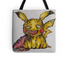 pikachu garbage party Tote Bag