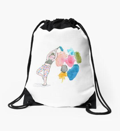 Yoga Drawstring Bag
