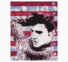 Elvis portrait nº2 Kids Tee