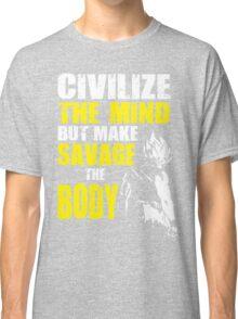 Make Savage The Body (Super Saiyan) Classic T-Shirt