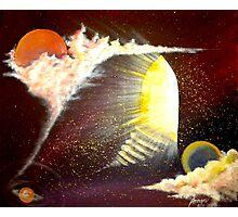 Heavens Door by Arron. Photographic Print