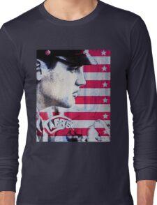 Elvis portrait nº4 Long Sleeve T-Shirt