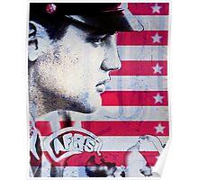Elvis portrait nº4 Poster
