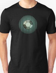Green Striped Beta Kindergarten Monster Gem Unisex T-Shirt