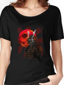 Samurai Skull - Limited edition Women's Relaxed Fit T-Shirt