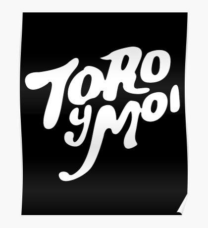 TOR Y MOI LOGO Poster