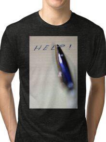Pen Help Tri-blend T-Shirt