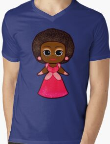 Pretty Princess  Mens V-Neck T-Shirt