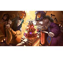 Happy Party Photographic Print