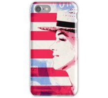 Marilyn portrait nº1 iPhone Case/Skin