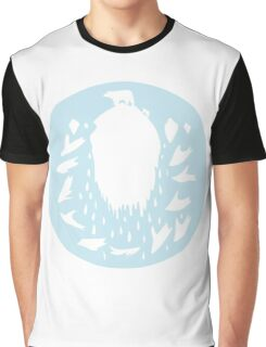 Save The Polar Bears Graphic T-Shirt