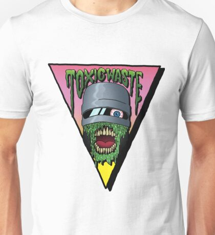 Toxic Waste Robocop Unisex T-Shirt