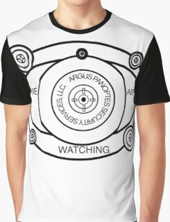 Argus Panoptes Security Services Graphic T-Shirt