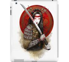 Samurai Geisha - Limited edition iPad Case/Skin