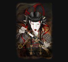 Samurai Geisha Unisex T-Shirt