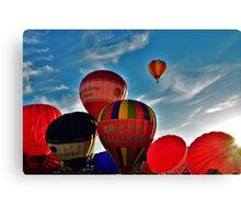Bristol Balloons Canvas Print