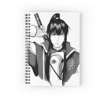 Mugen Spiral Notebook