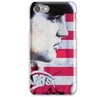 Elvis portrait nº4 iPhone Case/Skin