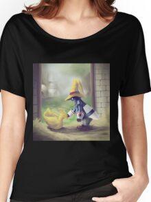 Chocobo & Vivi Women's Relaxed Fit T-Shirt